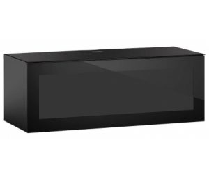 ТВ-тумба Sonorous ST 110i BLK BLK WL