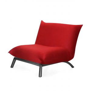 Чехол для кресла  Soft Line Delta Vision Red Fabric 448